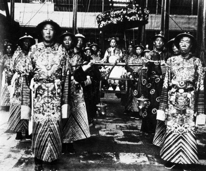 императрица Цыси фото
