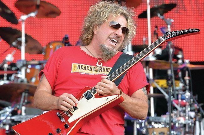 Sammy Hagar y The Circle hacen cover de Keep A-Knockin de Little Richard