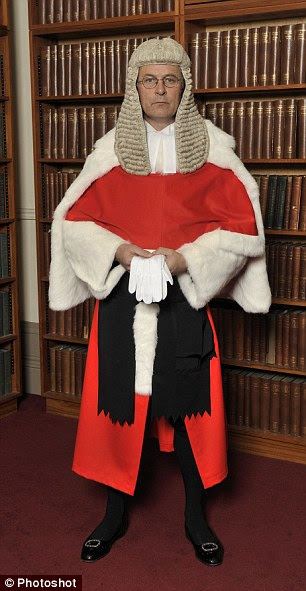 Sir Nicholas Mostyn is among the judges suing the government