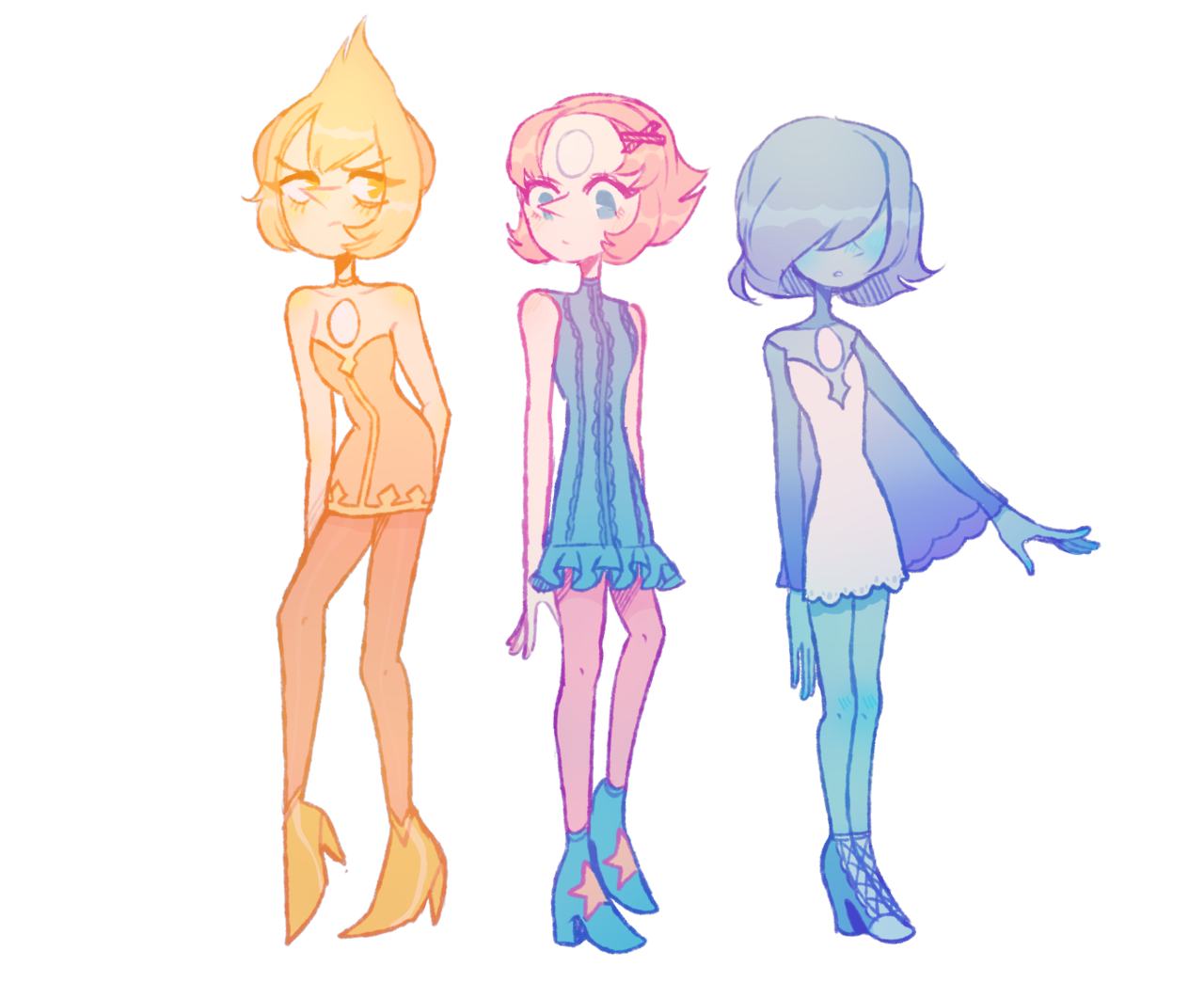 Gem fashion