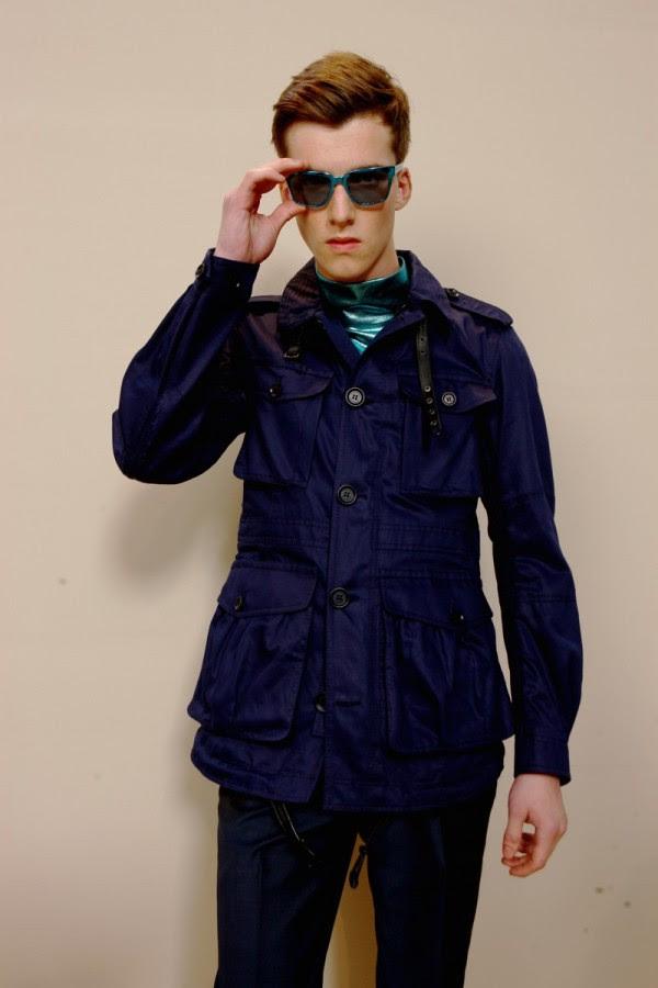 3 Burberry Prorsum Menswear SpringSummer 2013