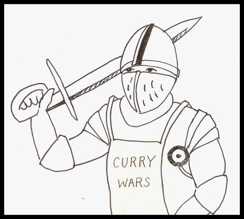 Curry Wars w Border