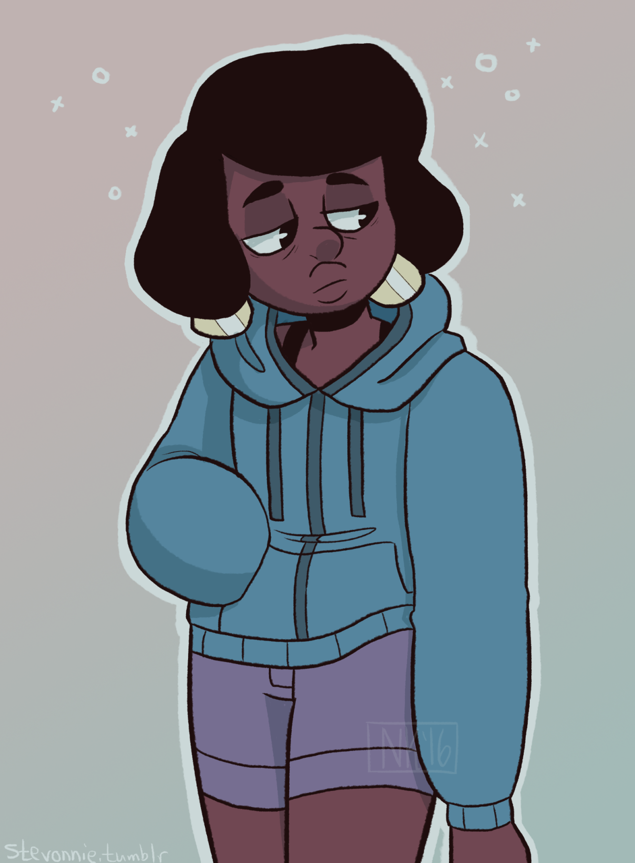 i always see art of buck in sour cream's jacket but never jenny