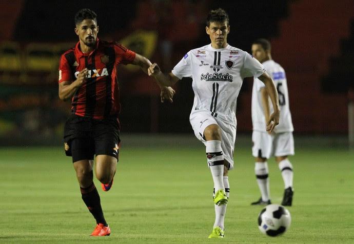 Sport x Botafogo-PB (Foto: Aldo Carneiro / Pernambuco Press)