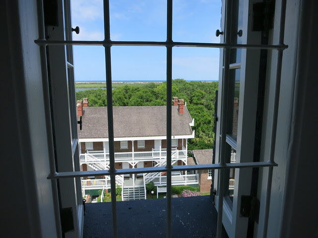 IMG_1293-2013-06-15-St-Augustine-Lighthouse-view-of-light-keepers-house-from-lighthouse-stair
