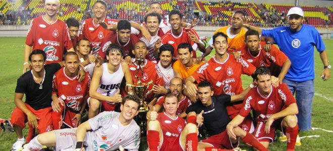 Rio Branco Campeão