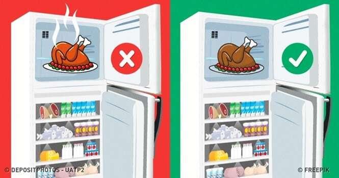 Estes são 10 tipos de alimentos que não devemos congelar jamais