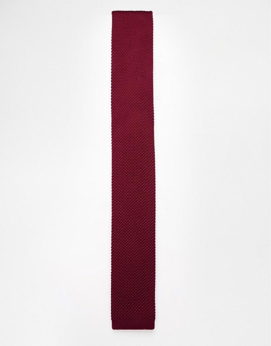 Immagine 1 di Noose & Monkey - Cravatta di maglia