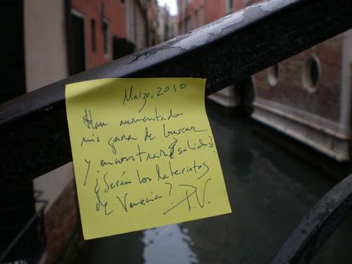 Marzo'10: Laberintos en Venecia