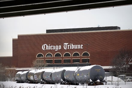 Tribune Publishing, facing an acquisition, adds to cash holdings and digital revenue.