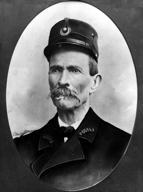 Фотография почтальона Фердинанда Шеваля