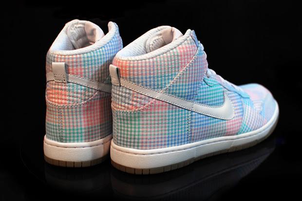 nike sportswear gingham dunk hi 2 Nike Sportswear Dunk Hi Gingham Preview