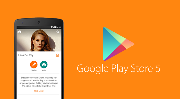 Play Store 5