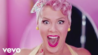 Pink Song Beautiful Trauma
