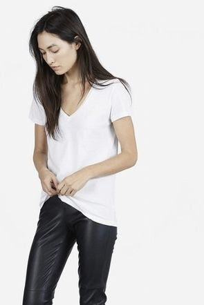 Everlane Cotton V Tee