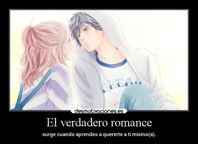 Frasesamor Imagenes De Animes De Amor Y Romance Con Frases