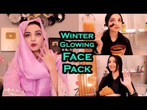 Special Winter Coffee Face Pack with Glowing Skin for all Skin Types