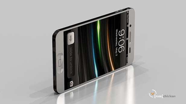 4 Is This The iPhone 5? New LiquidMetal iPhone Concept Surfaces On The Web