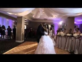 Now This Bride Knows How to Turn Her Wedding Up!   YouTube