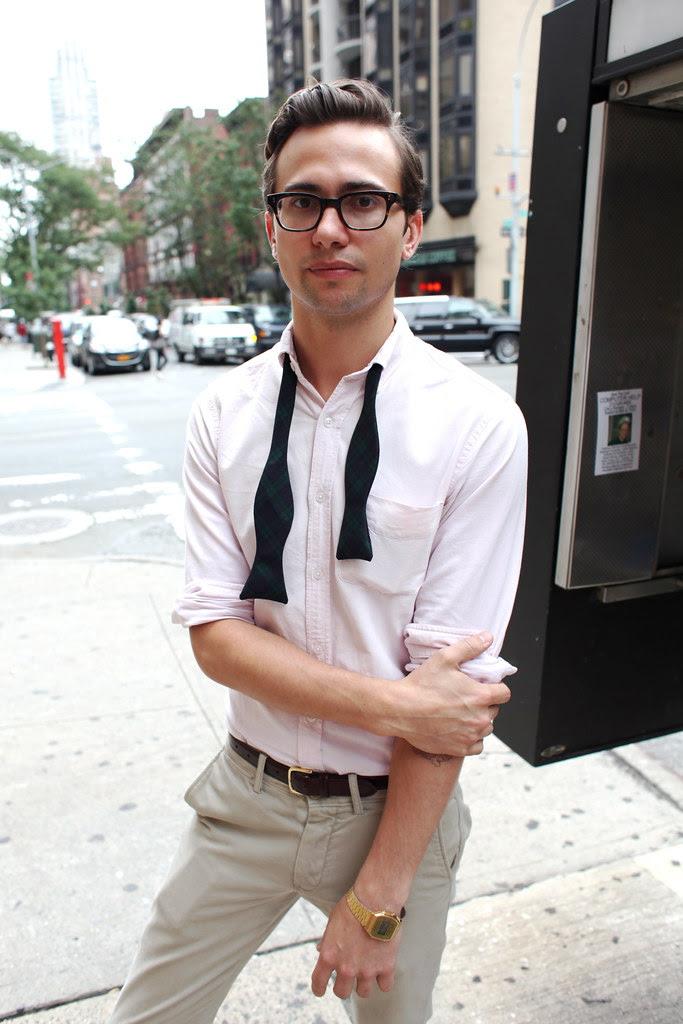 fashion blog street style new york