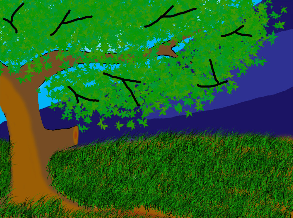 Koleksi 770  Gambar Animasi Pemandangan HD Paling Baru