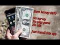 Aplikasi  penghasil dollar tanpa iklan, survey, main game, cukup install appnya