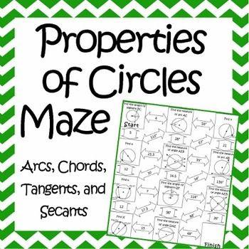 Unit Circle Maze – unit circle