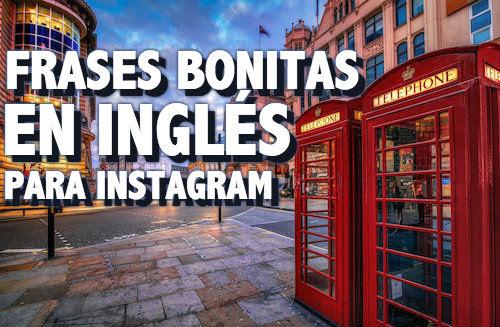 Frases Bonitas En Inglés Para Instagram