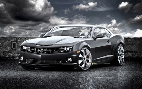 chevrolet camaro ss wallpapers hd wallpapers id