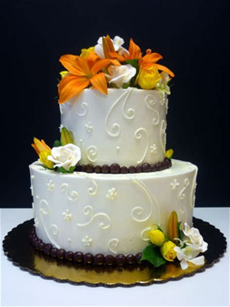 Tiered Buttercream Cakes, Special Occasion Cakes