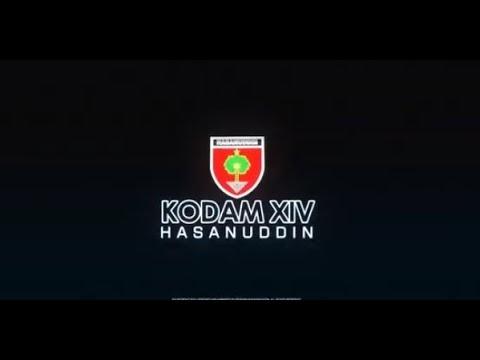 KUNJUNGAN KERJA PANGDAM XIV HASANUDDIN DI YON ARHANUD 4 / AAY