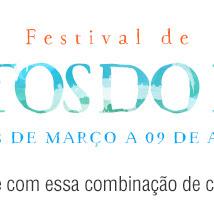 Festival de Frutos do Mar - De 28 de março a 09 de abril. Surpreenda-se com essa combinação de cores e sabores. Reservar!