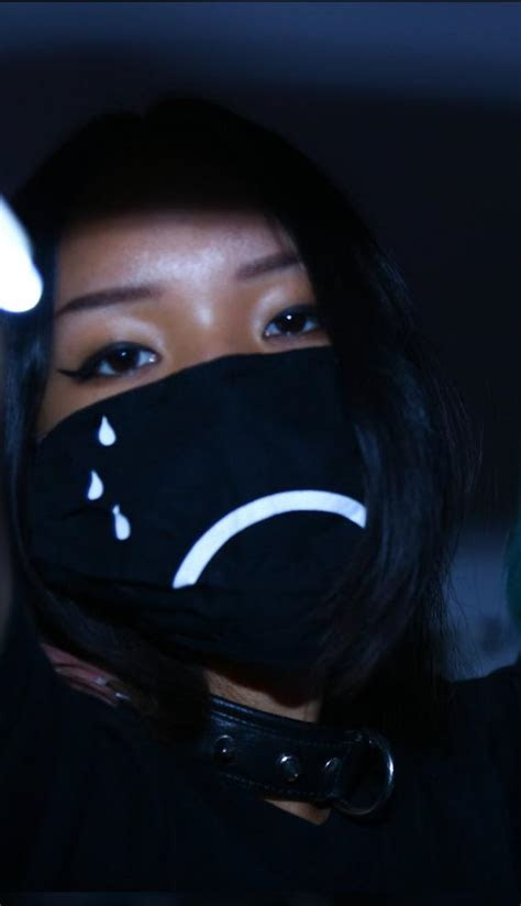 sad doctor flu mask dust kawaii ninja tokyo tear frown