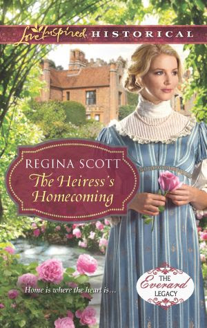 cover for The Heiress's Homecoming by Regency author Regina Scott