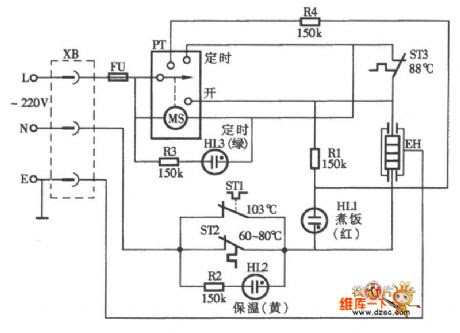 electrical wiring diagram of rice cooker  97 honda accord