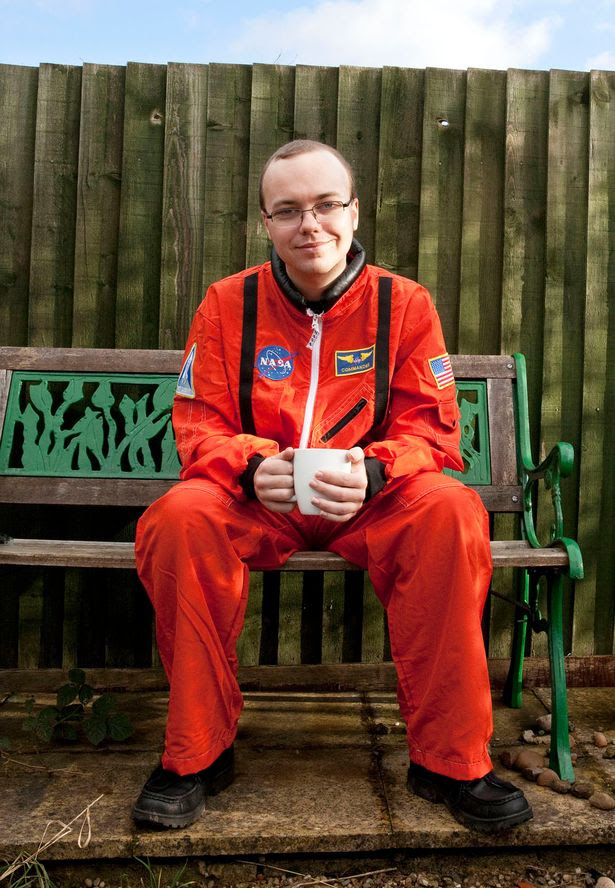 Ryan Macdonald one of three hopefuls for the Mars One Project