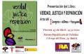 """Presentación del libro """"Verdad, Justicia y Reparación. Actas del I Congreso de Víctimas del franquismo"""""""