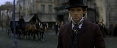 Prestige: Robert Angier - Hugh Jackman