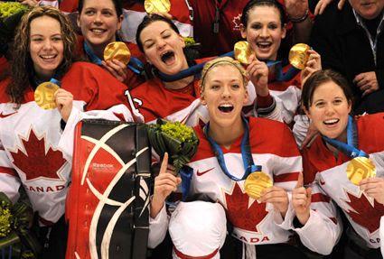 Canada 2010 gold, Canada 2010 gold