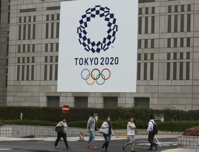 2020 Tokyo Olympic Broadcasting Company List