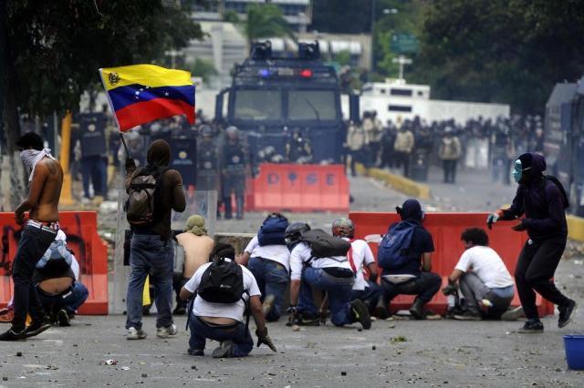 Resultado de imagem para crise na venezuela