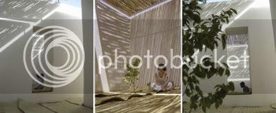 Prayer & Meditation Pavillion Interior 5