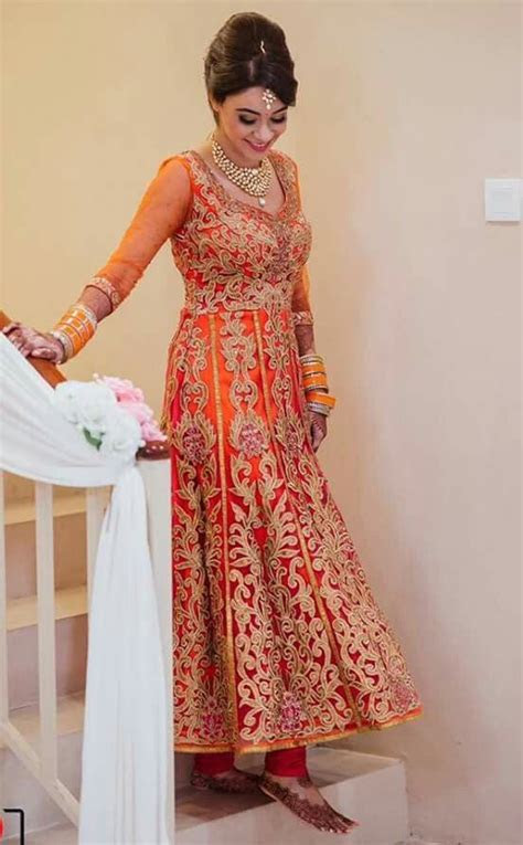 25  best ideas about Bridal anarkali suits on Pinterest