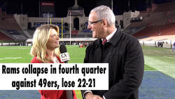 Breaking down the Rams' 22-21 loss to the 49ers