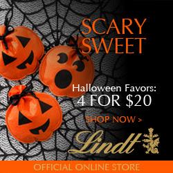 Scary Sweet Halloween Gifts