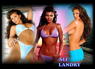 ali landry topless