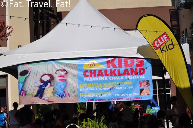 Clif Kid Kids Chalkland