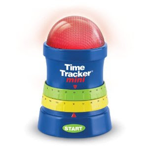 Time Tracker Mini from Learning Resources