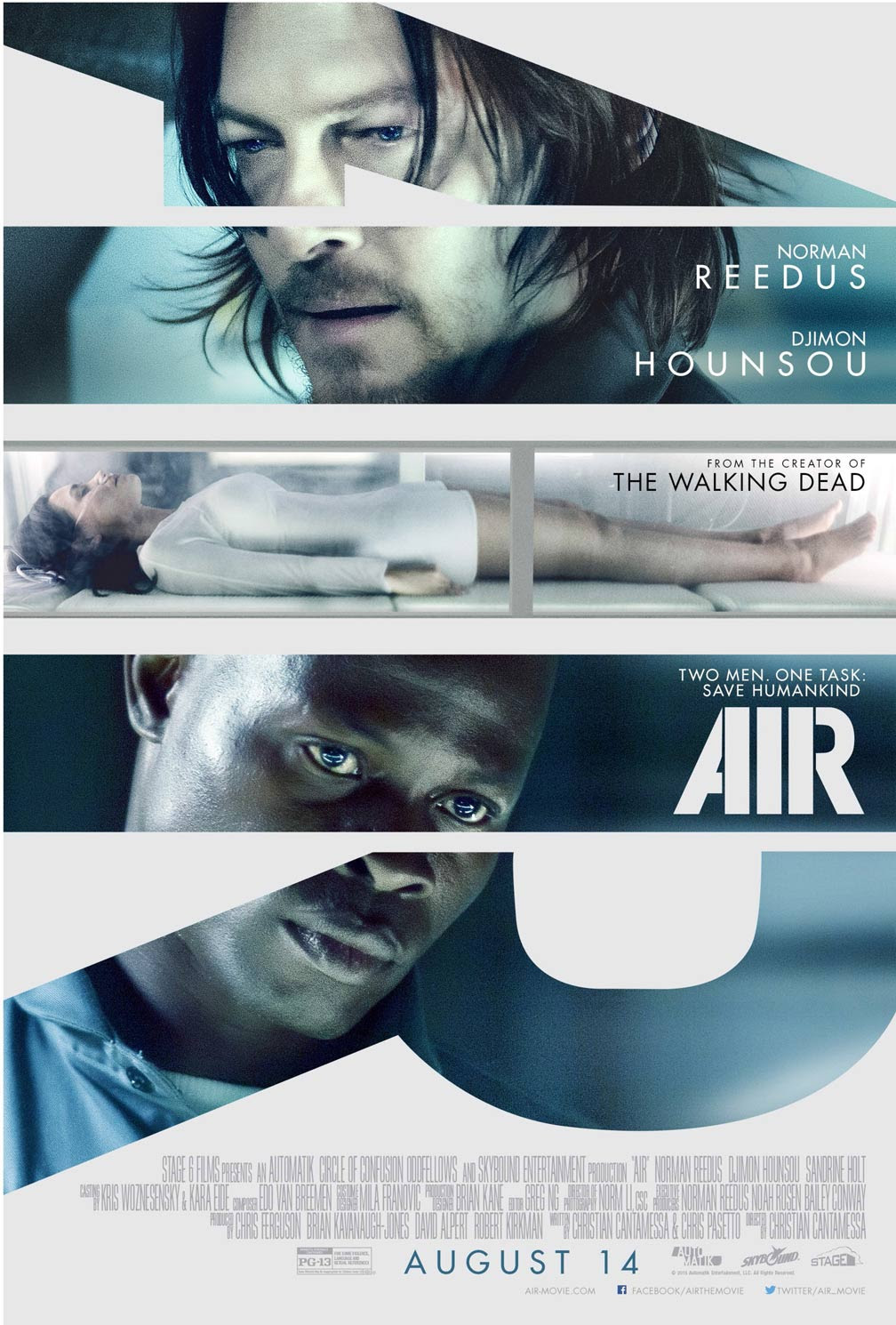 Air (2015) Poster #1 - Trailer Addict