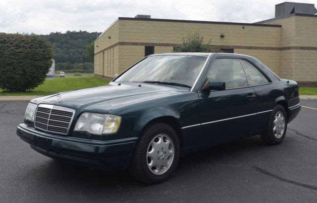 1994 Mercedes Benz E320 Coupe Well Maintained, Great ...